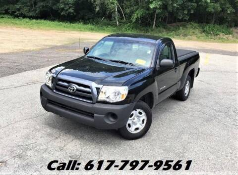 2009 Toyota Tacoma for sale at Wheeler Dealer Inc. in Acton MA