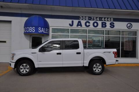 2016 Ford F-150 for sale at Jacobs Ford in Saint Paul NE