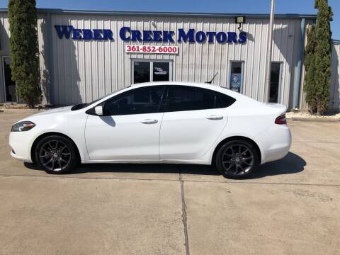 2015 Dodge Dart for sale at Weber Creek Motors in Corpus Christi TX