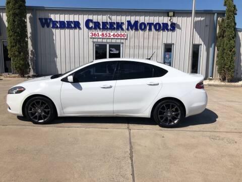 2015 Dodge Dart for sale at Weber Creek Motors in Corpus Christi TX