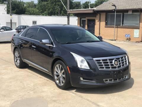 2014 Cadillac XTS for sale at Safeen Motors in Garland TX
