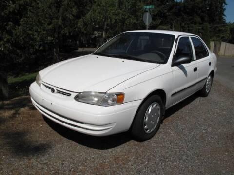 1998 Toyota Corolla for sale at M Motors in Shoreline WA