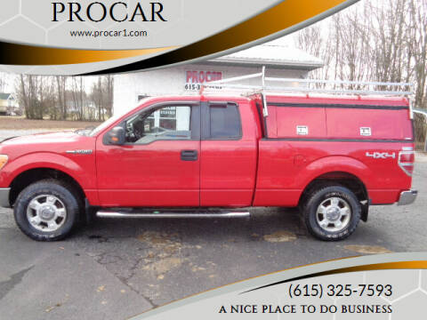 2010 Ford F-150 for sale at PROCAR LLC in Portland TN