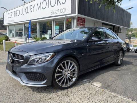 2016 Mercedes-Benz C-Class for sale at CERTIFIED LUXURY MOTORS OF QUEENS in Elmhurst NY