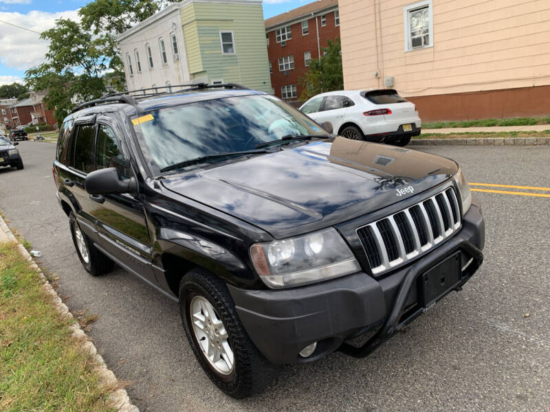 2004 Jeep Grand Cherokee for sale at Big T's Auto Sales in Belleville NJ