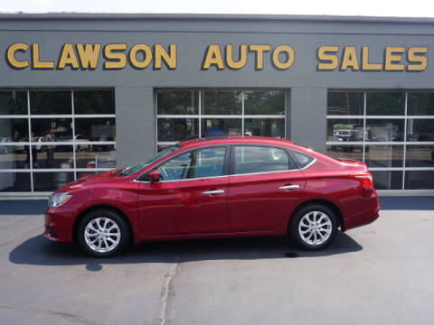 2017 Nissan Sentra for sale at Clawson Auto Sales in Clawson MI