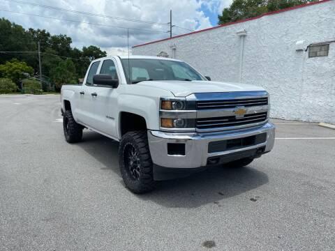 2015 Chevrolet Silverado 2500HD for sale at Consumer Auto Credit in Tampa FL