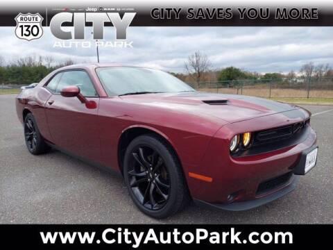 2017 Dodge Challenger for sale at City Auto Park in Burlington NJ