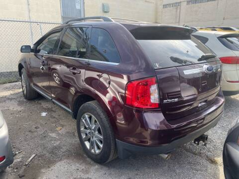 2011 Ford Edge for sale at Philadelphia Public Auto Auction in Philadelphia PA
