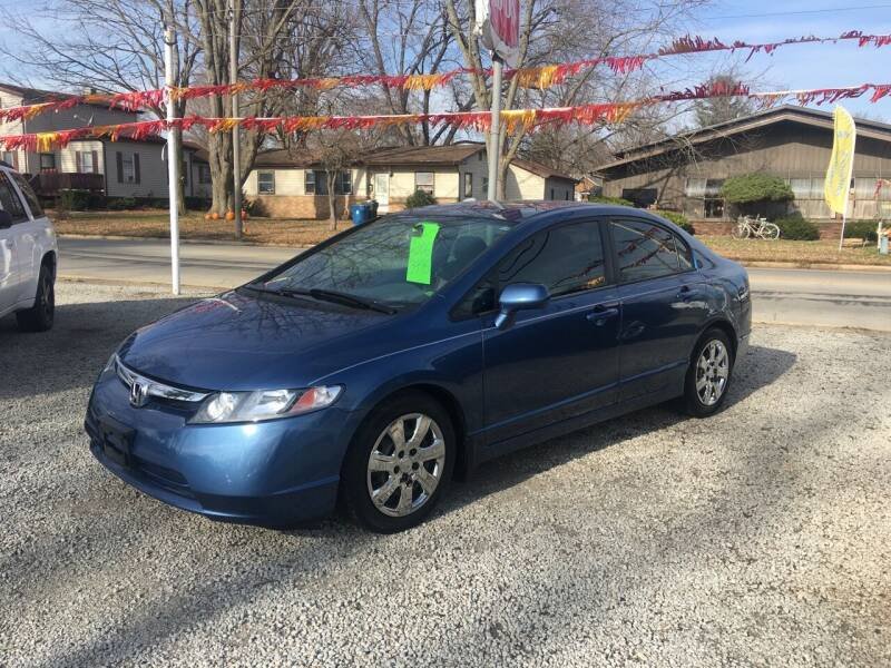 2006 Honda Civic for sale at Antique Motors in Plymouth IN