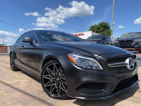 2016 Mercedes-Benz CLS for sale at Cars of Tampa in Tampa FL