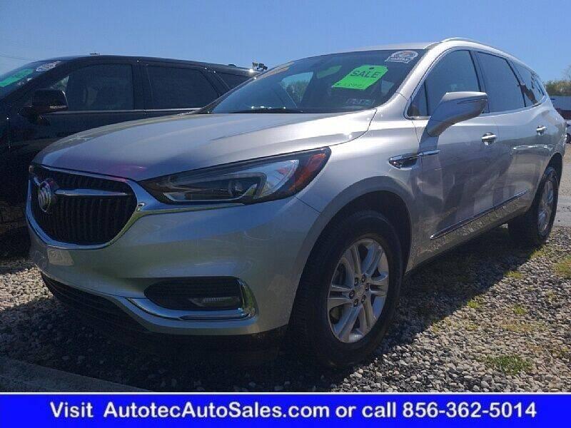2020 Buick Enclave for sale at Autotec Auto Sales in Vineland NJ