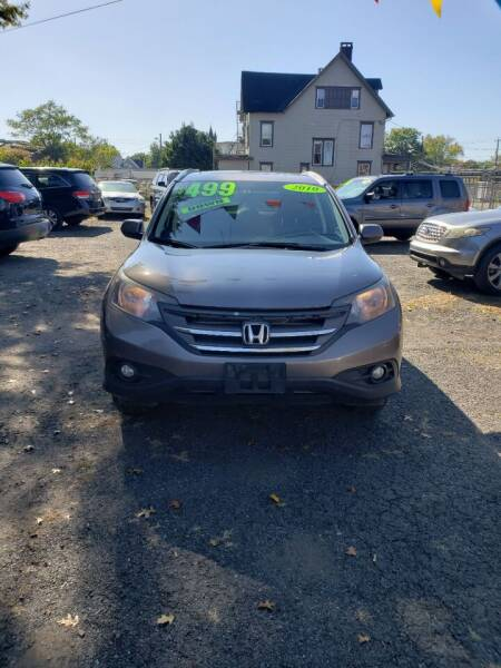 2012 Honda CR-V for sale at Best Cars R Us in Plainfield NJ