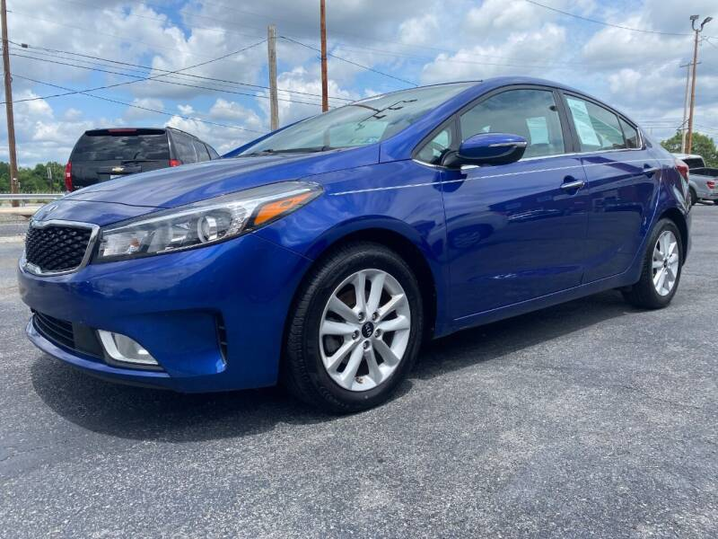2017 Kia Forte for sale at Clear Choice Auto Sales in Mechanicsburg PA