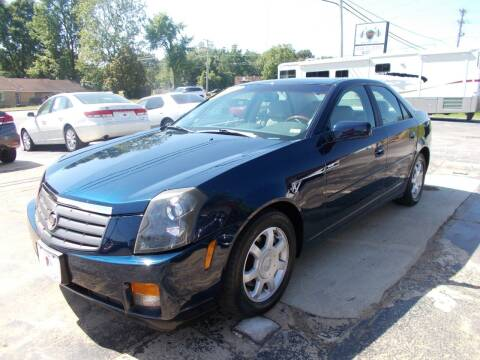 2003 Cadillac CTS for sale at High Country Motors in Mountain Home AR