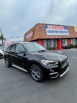 2017 BMW X1 for sale at CARSTER in Huntington Beach CA