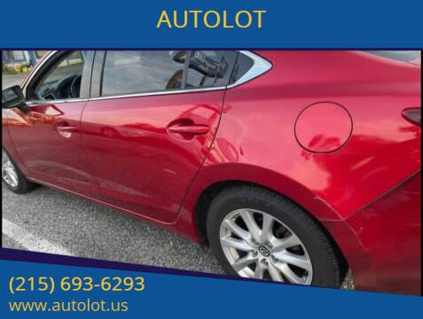 2015 Mazda MAZDA6 for sale at AUTOLOT in Bristol PA