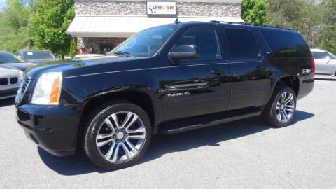 2014 GMC Yukon XL for sale at Driven Pre-Owned in Lenoir NC