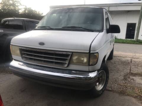 2001 Ford E-Series Cargo for sale at Popular Imports Auto Sales in Gainesville FL