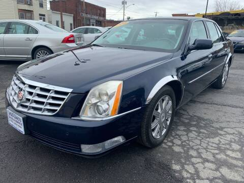 2008 Cadillac DTS for sale at Bob Karl's Sales & Service in Troy NY