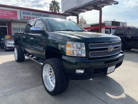 2013 Chevrolet Silverado 1500 for sale at Right Cars Auto Sales in Sacramento CA