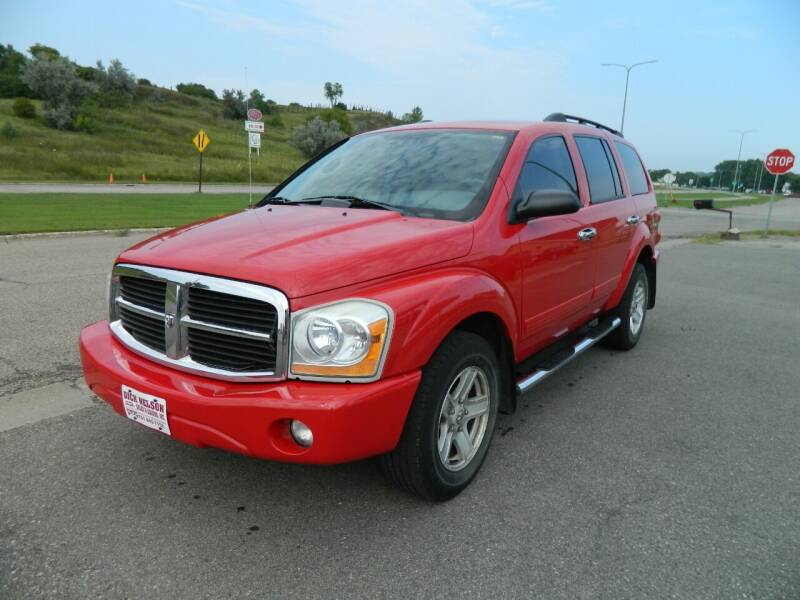 2005 Dodge Durango for sale at Dick Nelson Sales & Leasing in Valley City ND