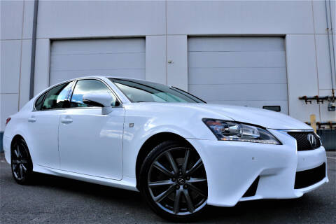 2015 Lexus GS 350 for sale at Chantilly Auto Sales in Chantilly VA