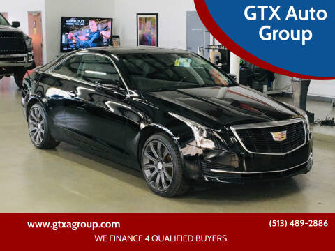 2015 Cadillac ATS for sale at GTX Auto Group in West Chester OH