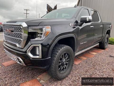 2019 GMC Sierra 1500 for sale at Modern Motorcars in Nixa MO