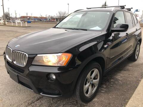 2011 BMW X3 for sale at 5 STAR MOTORS 1 & 2 - 5 STAR MOTORS in Louisville KY