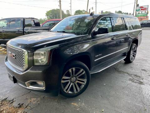 2017 GMC Yukon XL for sale at Lux Auto in Lawrenceville GA