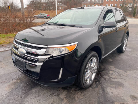 2013 Ford Edge for sale at Turnpike Automotive in North Andover MA