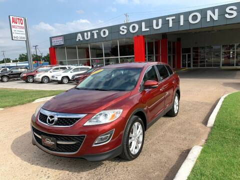 2012 Mazda CX-9 for sale at Auto Solutions in Warr Acres OK