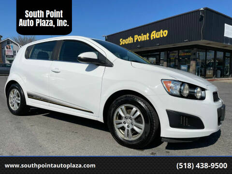 2014 Chevrolet Sonic for sale at South Point Auto Plaza, Inc. in Albany NY
