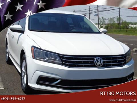 2016 Volkswagen Passat for sale at RT 130 Motors in Burlington NJ