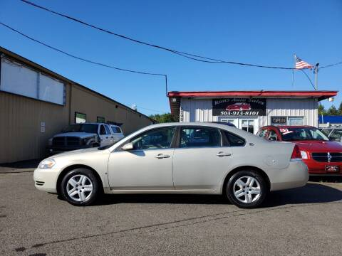 2008 Chevrolet Impala for sale at Ron's Auto Sales in Hillsboro OR