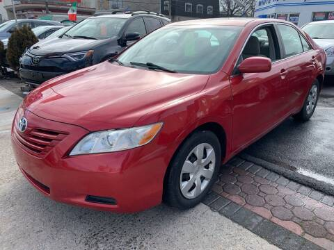 2008 Toyota Camry for sale at White River Auto Sales in New Rochelle NY