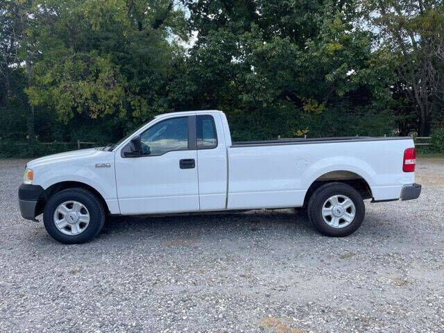 2007 Ford F-150 for sale at Mater's Motors in Stanley NC