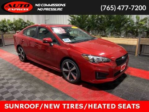 2018 Subaru Impreza for sale at Auto Express in Lafayette IN