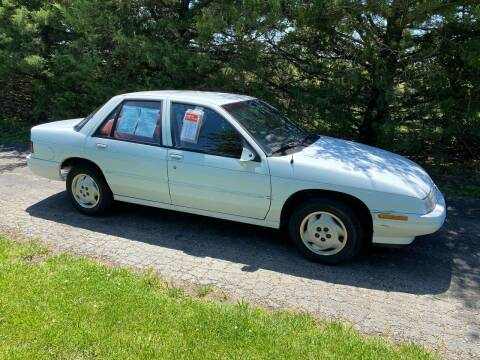 1995 Chevrolet Corsica for sale at Kansas Car Finder in Valley Falls KS