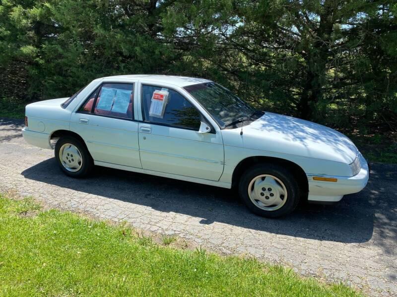 1995 Chevrolet Corsica for sale at Kansas Car Finder in Valley Falls KS