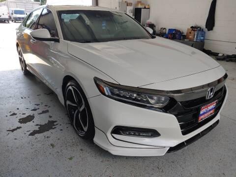 2019 Honda Accord for sale at Auto Direct Inc in Saddle Brook NJ