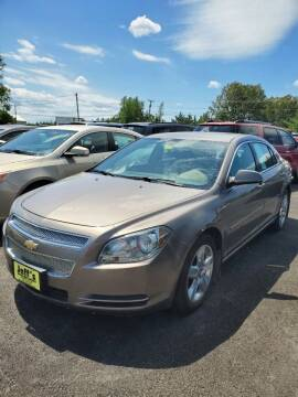 2010 Chevrolet Malibu for sale at Jeff's Sales & Service in Presque Isle ME