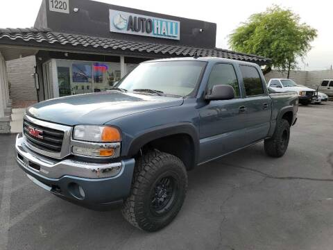 2007 GMC Sierra 1500 Classic for sale at Auto Hall in Chandler AZ