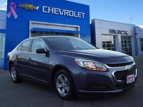2014 Chevrolet Malibu for sale at Bellavia Motors Chevrolet Buick in East Rutherford NJ