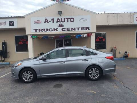 2017 Hyundai Sonata for sale at A-1 AUTO AND TRUCK CENTER in Memphis TN