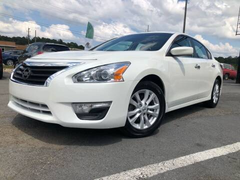 2014 Nissan Altima for sale at Atlas Auto Sales in Smyrna GA