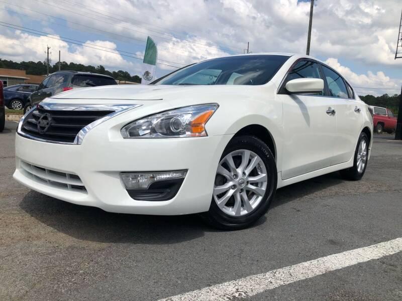 2014 Nissan Altima for sale at Atlas Auto Sales in Smyrna GA