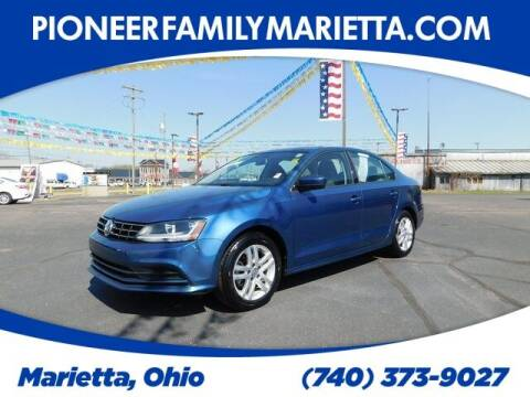 2018 Volkswagen Jetta for sale at Pioneer Family preowned autos in Williamstown WV