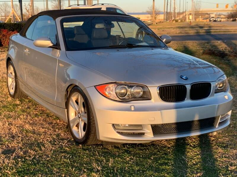 2008 BMW 1 Series for sale at Essen Motor Company, Inc in Lebanon TN